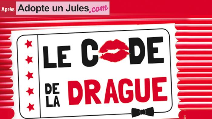 Le code de la drague th tre bo saint martin r servez - Code promo geant des beaux arts ...