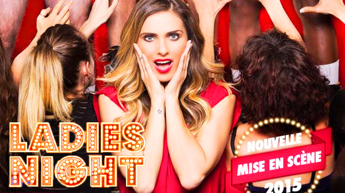 LADIES NIGHT AVEC CLARA MORGANE - FLASH 18 EUR (-33%), MEILLEUR PRIX INTERNET