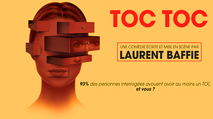 TOC TOC DE LAURENT BAFFIE - FLASH 11,50 EUR (-50%)